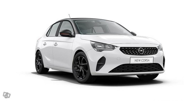 2020 Opel Corsa 5-ov Comfort 75