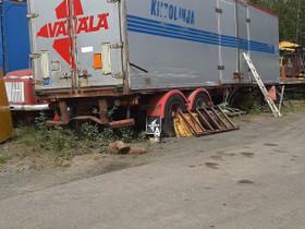 Perävaunu 3 akselinen 10,5 m, Kuljetuskalusto, Työkoneet ja kalusto, Kitee, Tori.fi