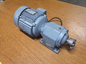 Vaihdemoottori C 1,1 kw -1400/97 rpm, Sähkötarvikkeet, Rakennustarvikkeet ja työkalut, Luumäki, Tori.fi
