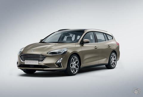 2020 Ford FOCUS 2,0 TDCi EcoBlue 150hv A8 Titanium