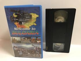 VHS -video Welcome to Bulgaria, Matkat, risteilyt ja lentoliput, Matkat ja liput, Kuopio, Tori.fi