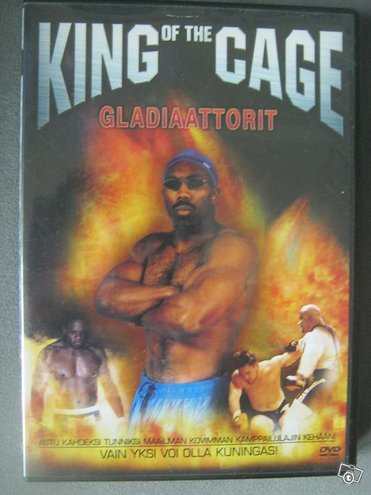 King of the cage -dvd, Imatra/posti