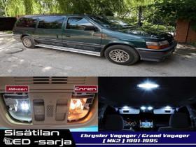 Chrysler Voyager (MK2) Sisätilan LED -sarja ;x12, Lisävarusteet ja autotarvikkeet, Auton varaosat ja tarvikkeet, Tuusula, Tori.fi