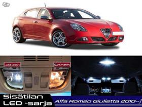 Alfa Romeo Giulietta (940) Sisätilan LED-sarja;x12, Lisävarusteet ja autotarvikkeet, Auton varaosat ja tarvikkeet, Tuusula, Tori.fi