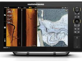 Humminbird SOLIX 12 MEGA SI+ G3 1kpl hyllyssä, Veneen varusteet ja varaosat, Venetarvikkeet ja veneily, Nokia, Tori.fi