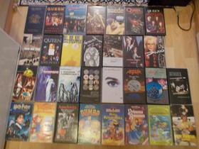 VHS hifi stereo Musiikki,elokuvat, Musiikki CD, DVD ja äänitteet, Musiikki ja soittimet, Tampere, Tori.fi
