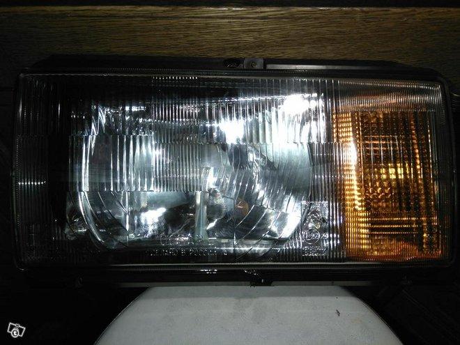 Lada 2105, 2107, 2104 ja pappamallin uudet valot