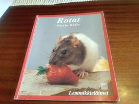 Rotat. Lemmikkieläimet, Muut kirjat ja lehdet, Kirjat ja lehdet, Salo, Tori.fi