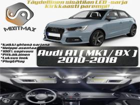 Audi A1 (8X) Sisätilan LED -sarja ;x8, Lisävarusteet ja autotarvikkeet, Auton varaosat ja tarvikkeet, Tuusula, Tori.fi