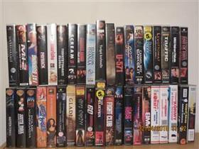 VHS elokuvia, Elokuvat, Liperi, Tori.fi
