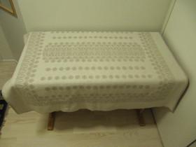 Pellava pöytäliina 121cm x 123cm, Muu sisustus, Sisustus ja huonekalut, Hollola, Tori.fi