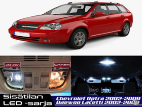 Optra / Nubira / Lacetti Sisätilan LED -sarja ;x7, Lisävarusteet ja autotarvikkeet, Auton varaosat ja tarvikkeet, Tuusula, Tori.fi