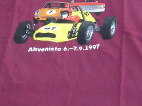 Historic Grand Race T-paita 1997, koko L, Vaatteet ja kengät, Kaarina, Tori.fi