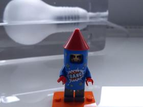 Lego Minifigures Series 18 #5 Firework Guy, Muu keräily, Keräily, Kotka, Tori.fi
