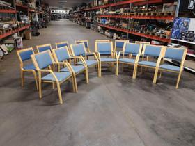 Tuoleja 14 kpl, Pöydät ja tuolit, Sisustus ja huonekalut, Luumäki, Tori.fi