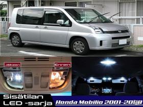 Honda Mobilio ( MK1 ) Sisätilan LED -sarja ;x7, Lisävarusteet ja autotarvikkeet, Auton varaosat ja tarvikkeet, Tuusula, Tori.fi