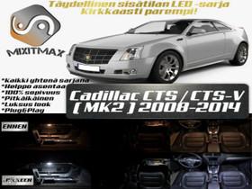 Cadillac CTS (MK2) Sisätilan LED -sarja ;x18, Lisävarusteet ja autotarvikkeet, Auton varaosat ja tarvikkeet, Tuusula, Tori.fi