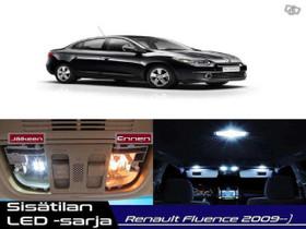 Renault Fluence Sisätilan LED -sarja ;14 -osainen, Lisävarusteet ja autotarvikkeet, Auton varaosat ja tarvikkeet, Tuusula, Tori.fi
