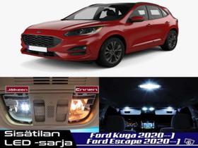 Ford Kuga / Escape (MK3) Sisätilan LED -sarja ;x7, Lisävarusteet ja autotarvikkeet, Auton varaosat ja tarvikkeet, Tuusula, Tori.fi
