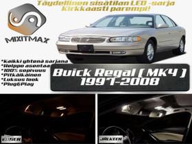 Buick Regal (MK4) Sisätilan LED -sarja ;x18, Lisävarusteet ja autotarvikkeet, Auton varaosat ja tarvikkeet, Tuusula, Tori.fi