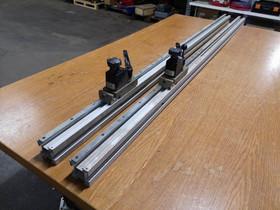 Alumiini säätökiskö 65x65x1960 mm, Työkalut, tikkaat ja laitteet, Rakennustarvikkeet ja työkalut, Luumäki, Tori.fi