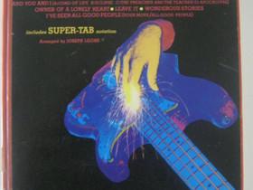 Nuottikirja Yes Bass Superstar Series Imatra/posti, Muu musiikki ja soittimet, Musiikki ja soittimet, Imatra, Tori.fi