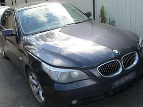 Purkuauto: BMW E60 530D -2006, Autovaraosat, Auton varaosat ja tarvikkeet, Tampere, Tori.fi