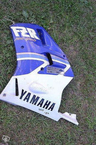 Yamaha fzr genesis