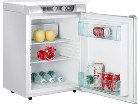 Frezzer HR60G valkoinen kaasujääkaappi, Jääkaapit ja pakastimet, Kodinkoneet, Harjavalta, Tori.fi