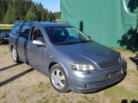 Opel Astra G sport sisusta, Autovaraosat, Auton varaosat ja tarvikkeet, Kuopio, Tori.fi