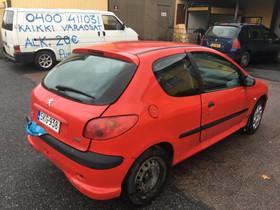 Peugeot 206 varaosia paljon, Autovaraosat, Auton varaosat ja tarvikkeet, Kaarina, Tori.fi