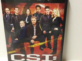 DVD video: CSI kausi 3, Elokuvat, Kuopio, Tori.fi