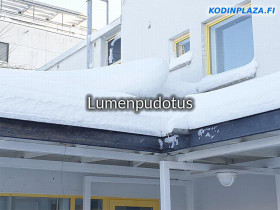 Lumenpudotus   Koko Suomi, Palvelut, Helsinki, Tori.fi