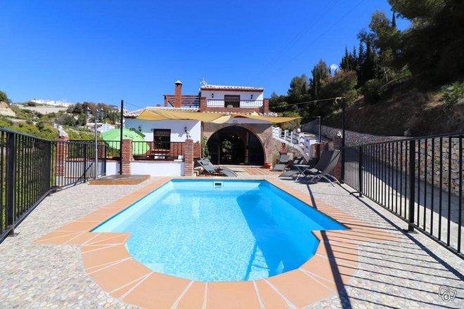 Villa la Molineta, loma-huvila Costa del Solilla
