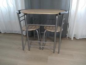 Minipöytä 2:lle (aamupalaan, läksyihin jne), Tuolit, sängyt ja kalusteet, Lastentarvikkeet ja lelut, Espoo, Tori.fi