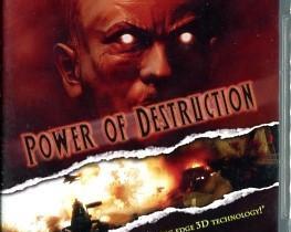 Power of Destruction PC Uusi/Muoveissa Pkt 2,5e, Pelikonsolit ja pelaaminen, Viihde-elektroniikka, Tampere, Tori.fi