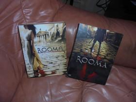 DVD Rooma 2 kautta koko sarja, Elokuvat, Kotka, Tori.fi