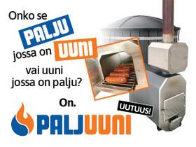 Paljun kamiinan hormiin uuni Paljuuni, Pihakalusteet ja grillit, Piha ja puutarha, Rovaniemi, Tori.fi