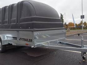 JT-Trailer kuomullinen peräkärry 350×150×35, Peräkärryt ja trailerit, Auton varaosat ja tarvikkeet, Oulu, Tori.fi