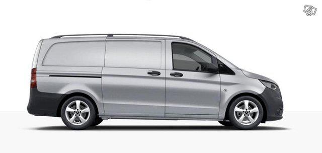 2020 Mercedes-Benz Vito 116CDI 4x4-3,05/32K keskip