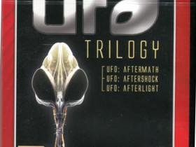 UFO Trilogy PC Uusi/Muoveissa Pkt 2,5e/Nouto, Pelikonsolit ja pelaaminen, Viihde-elektroniikka, Tampere, Tori.fi