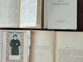 V.1913 alkaen; musiikki, kirjat, VHS- videot, Muu keräily, Keräily, Hämeenlinna, Tori.fi