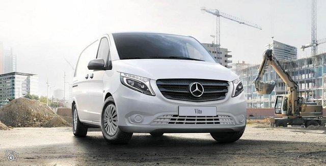 2020 Mercedes-Benz Vito 110CDI FWD-3,05/32K keskip