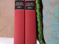 Poliisi kertoo kirjat