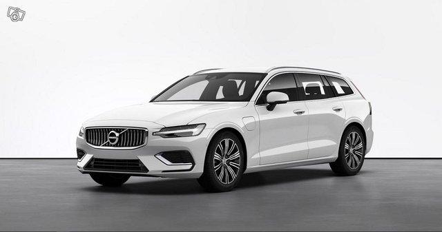2020 Volvo V60 T6 TWE AWD BUSINESS INSCRIPTION EXP