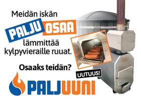 Uuni paljun kamiinan hormiin Paljuuni, Pihakalusteet ja grillit, Piha ja puutarha, Lappeenranta, Tori.fi