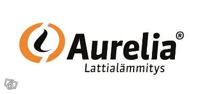 Aurelia Vesikiertoinen lattialämmitysjärjestelmä