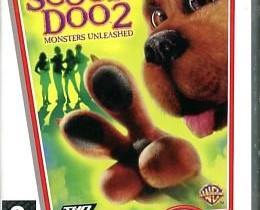 Scooby Doo 2 Monsterit Vapaalla PC Uusi/Muoveissa, Pelikonsolit ja pelaaminen, Viihde-elektroniikka, Tampere, Tori.fi