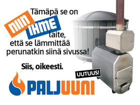 Paljuuni on kamiinan hormiin liitettävä uuni, Pihakalusteet ja grillit, Piha ja puutarha, Lahti, Tori.fi