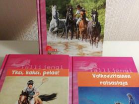 Tallijengi-kirjoja 3 kpl, Lastenkirjat, Kirjat ja lehdet, Pietarsaari, Tori.fi